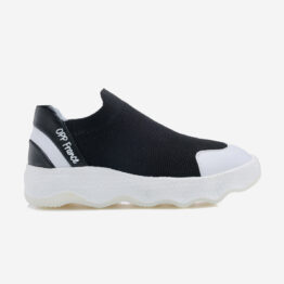 Women Casual Slip On Shoes Black