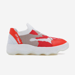 Women Casual Slip On Shoes Red