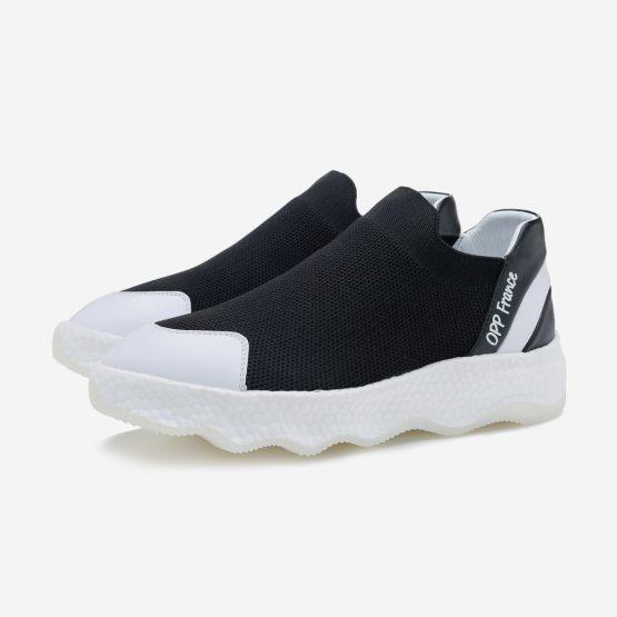 Women Casual Slip On Shoes Black