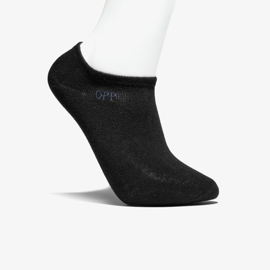 A Pair Comfortable Cotton Socks (Random Color)