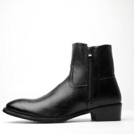 Men British Martin boots Black