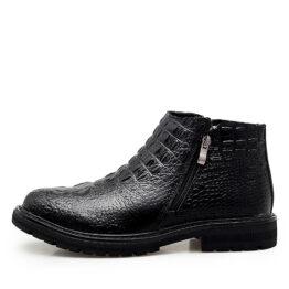 Men Chelsea boots Black